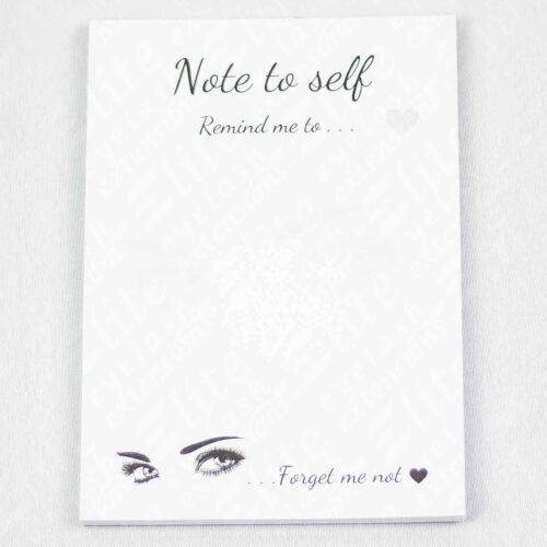 Elite-Eyelash-Extensions-Stationery-Forget-Me-Not-Notepad